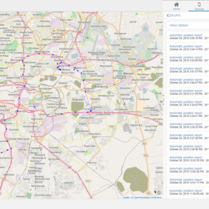 Aircraft tracking